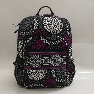 NWT Vera Bradley Campus Backpack Canterberry Magen